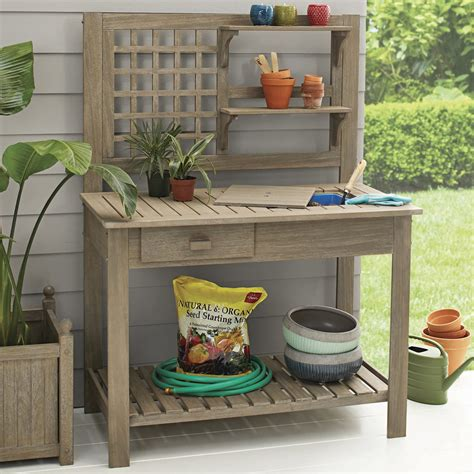 Potting-Stands-Outdoor