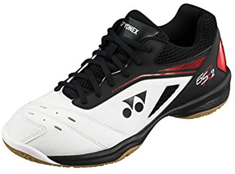 Power Cushion SHB-65 R2 Men White/Red/Black