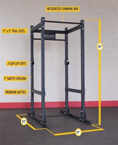 Power-Rack-Plans-Steel