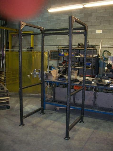 Power-Rack-Welding-Plans