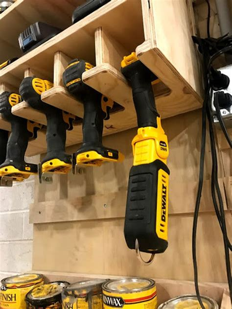 Power-Tool-Storage-Plans