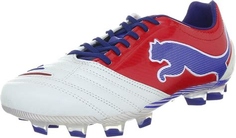 Powercat 1.12 FG Mens Leather Soccer Boots/Cleats