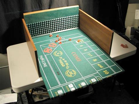 Practice Craps Table Diy Farmhouse