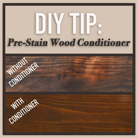 Pre Stain Wood Conditioner Diy Slime