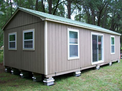 Prefabricated Wood Buildings