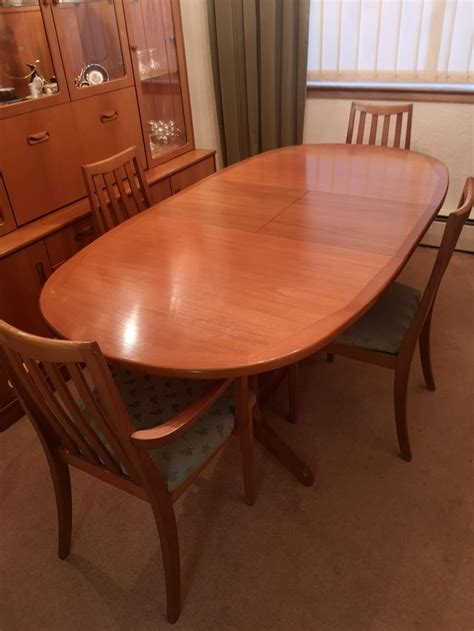Preloved-G-Plan-Table-And-Chairs
