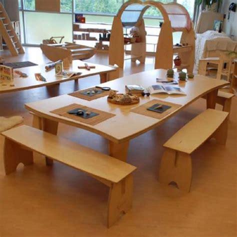 Preschool-Woodworking-Table