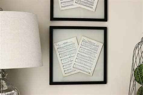 Pressed Glass Frame Diy Designs