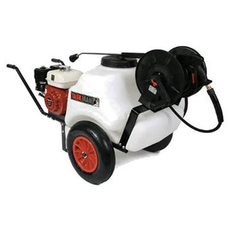 Pressure Washer Hire London Battery