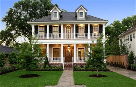 Pretty House Plans With Porches Southern Living