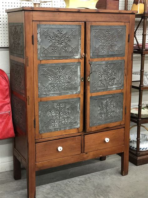 Primitive Pie Safes In Georgetown Texas