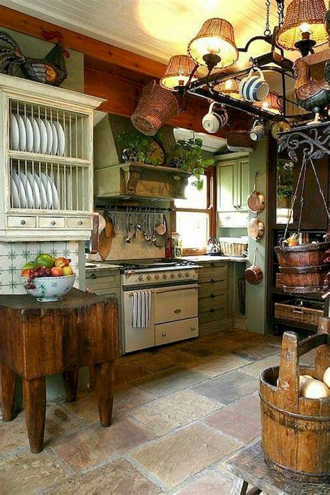 Primitive Decor Country Kitchen