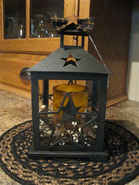 Primitive Outdoor Lanterns