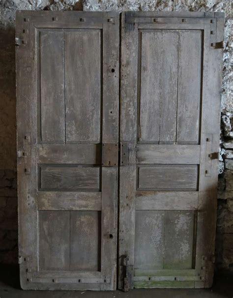 Primitive Wood Doors Ideas