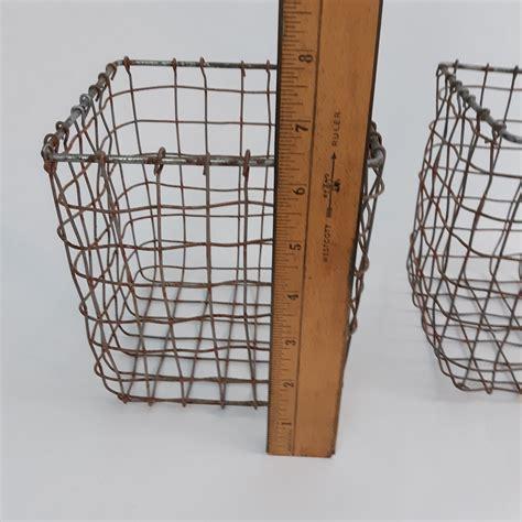 Primitive-Wire-Baskets