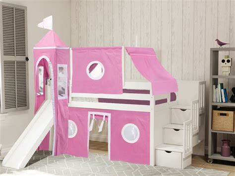 Princess Bed With Slide Diy Halloween