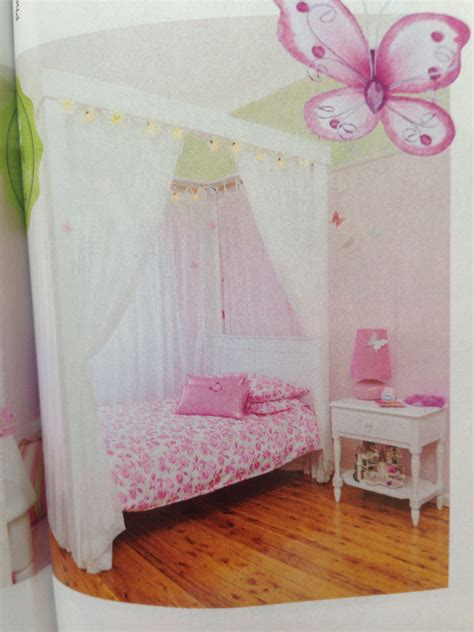 Princess Canopy Bed Diy Gone