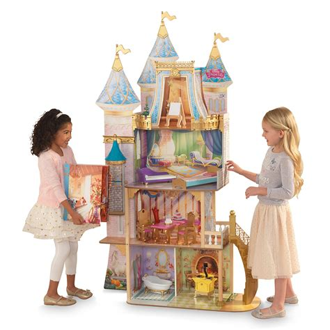 Princess Castle Dollhouse Plans Free