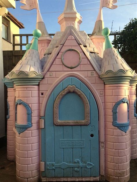 Princess Castle Playhouses