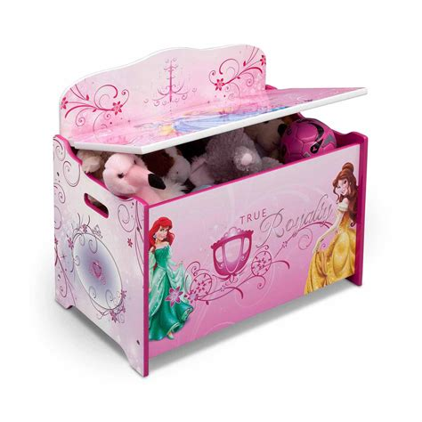Princess Toy Box Plans