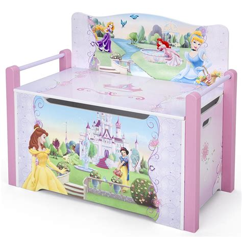 Princess-Toy-Box-Bench