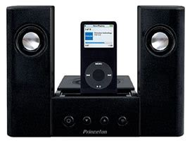 Princeton Technology USB 2.1 ch Speaker System PSP-U211