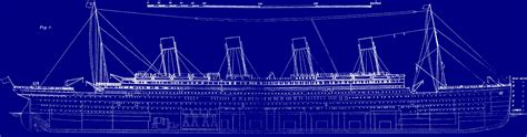 Printable Blueprints Of The Titanic