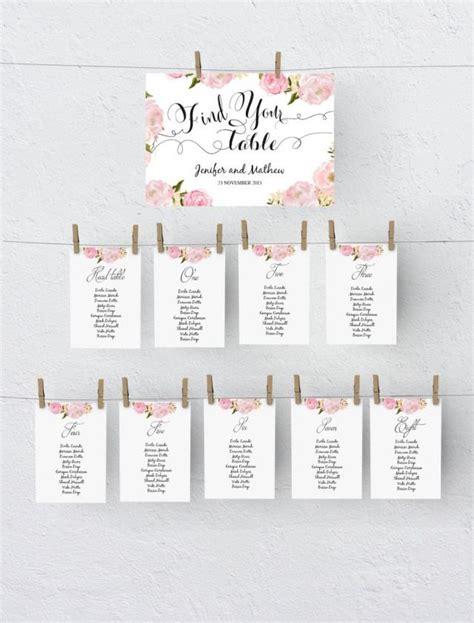 Printable-Table-Plan
