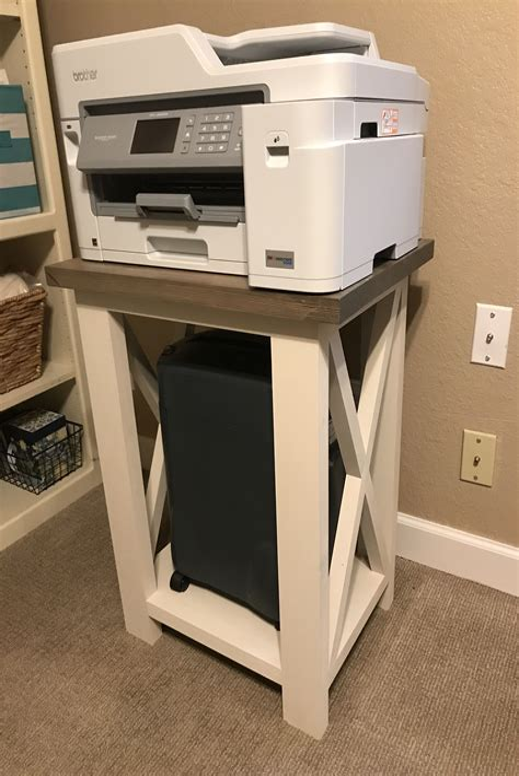 Printer-Shelf-Diy