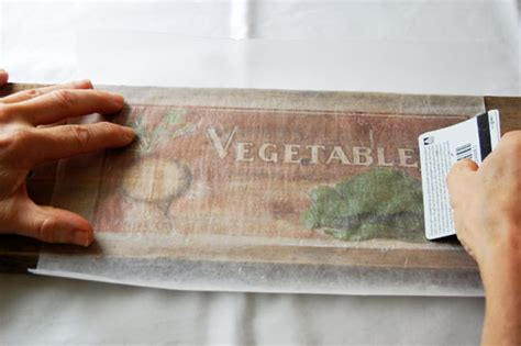 Printing Text On Wood Diy Ideas