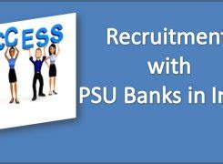 Process Of Bank Recruitment And Bank Exams In India As Preeminent Career Prospects