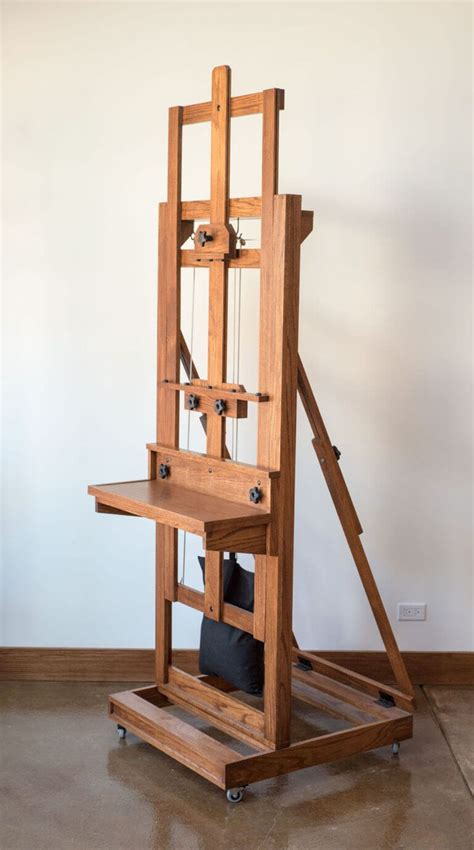 Professional Art Easel Plans For Building