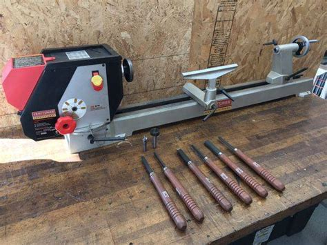 Professional Woodworker Brand Lathe