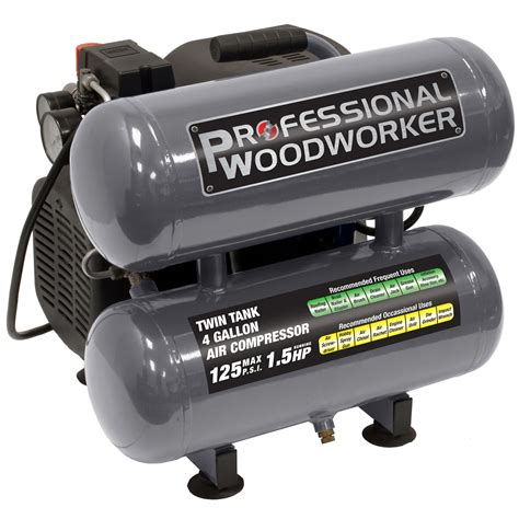 Professional Woodworking Air Compressor