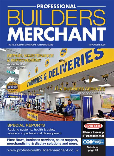 Professional-Builders-Merchant-Magazine