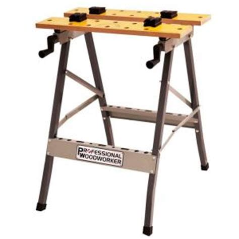 Professional-Woodworker-Foldable-Workbench