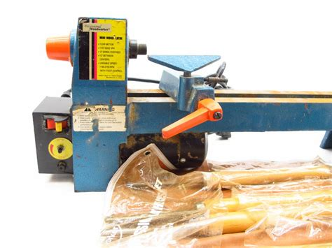 Professional-Woodworker-Mini-Wood-Lathe