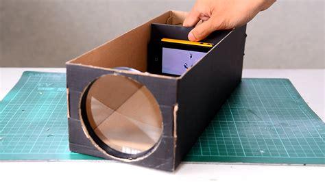 Projector-Box-Diy
