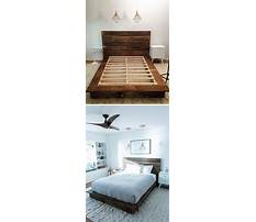 Best Projects bed frame