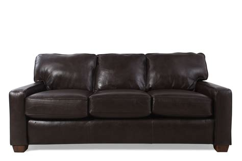 Promotions Leather Sectionals With Sleepers