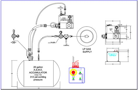 Propane Flame Cannon Plans