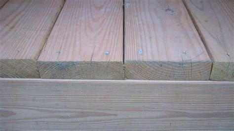 Proper Way To Install Deck Boards