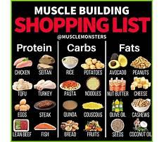 Best Proper bulking diet