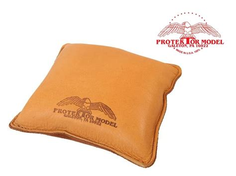 Protektor Model - New 18 Pillow Bag Gun Rest Bench .