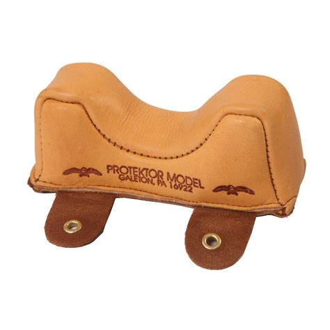 Protektor Model 2f Front Owl Ear Leather Gun Rest - Made .