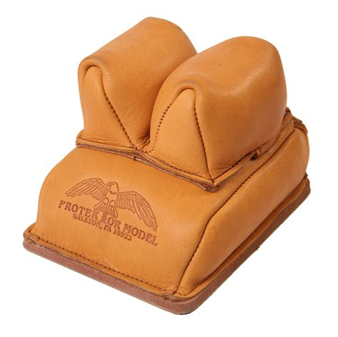 Protektor Model Rabbit Ear Rear Bag With Hard Bottom.