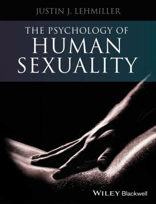 Psychology Of Human Sexuality Book And Human Sexual Behaviour Psychology Re Victimization