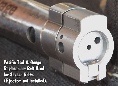 Pt G Replacement Bolt Heads For Savage Bolts Daily Bulletin And Marlin Leveraction Rimfire Wisner S Inc