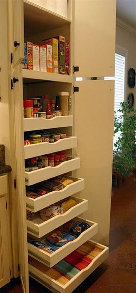 Pull Out Pantry Shelves Plans