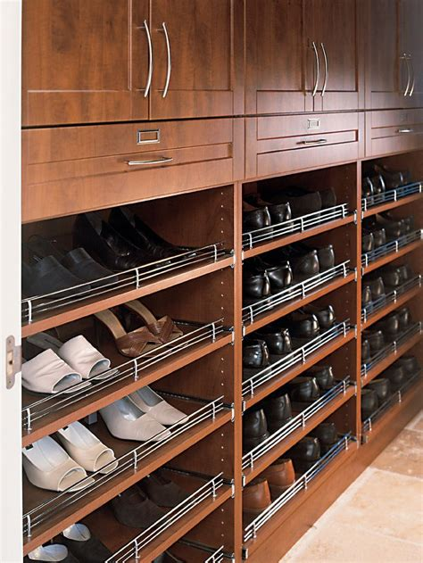 Pull Out Shoe Rack Diy Plans